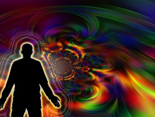 wailpaper, aura, meditation